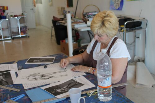 Adult Art Classes Larchmont One River School - Drawing Classes - Painting Classes