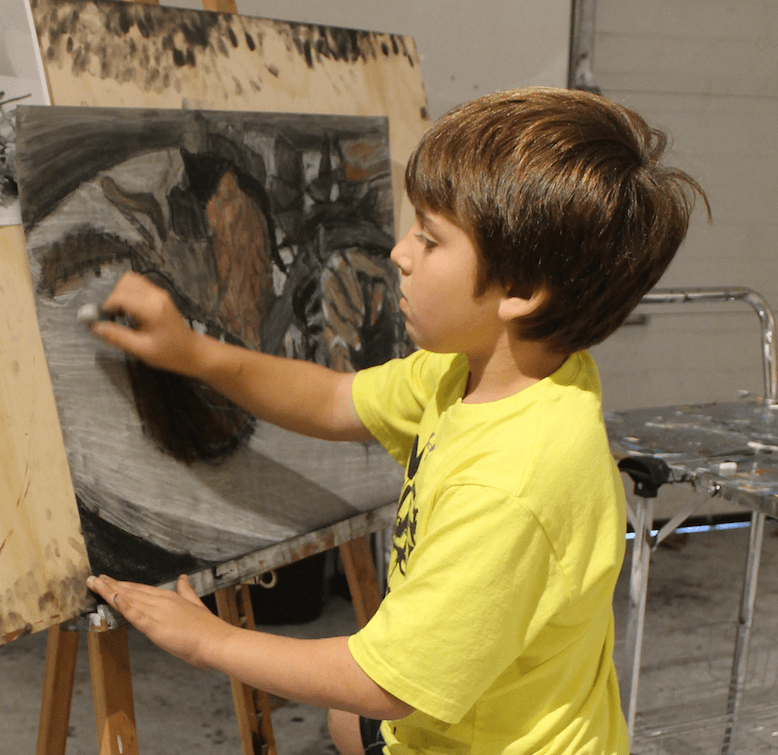 Kids Art Classes Larchmont One River